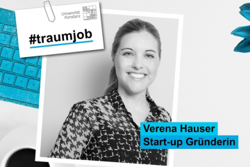 #traumjob Start-up Gründerin