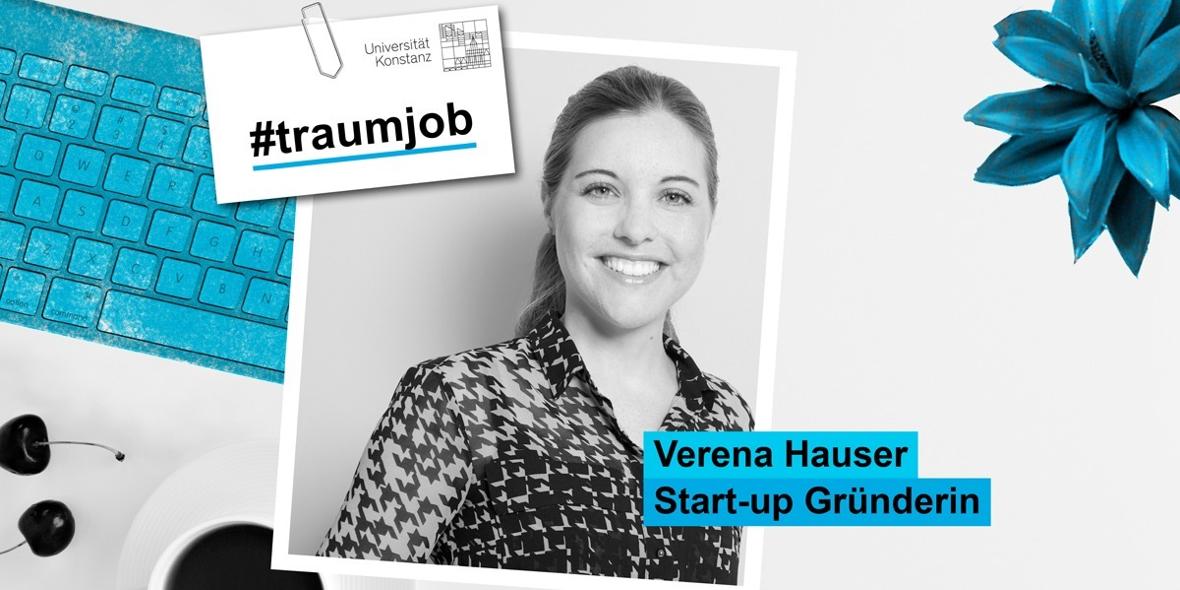#traumjob Start-up Gründerin