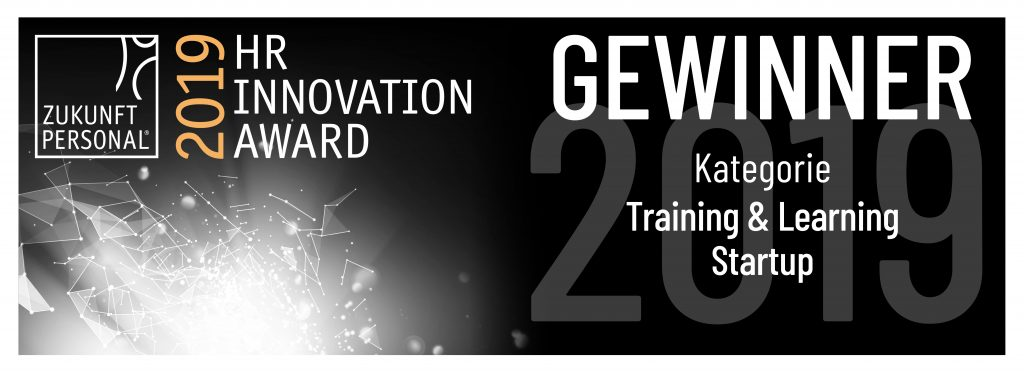 sklls Gewinner des HR Innovation Awards 2019
