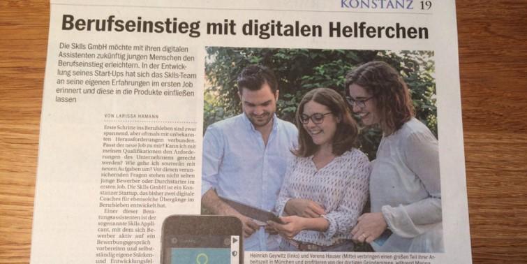 Sklls in regionaler Presse Bodensee