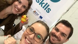 Sklls Team auf Learntec 2019