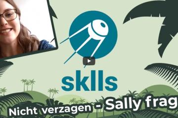Nicht versagen-Sally fragen!